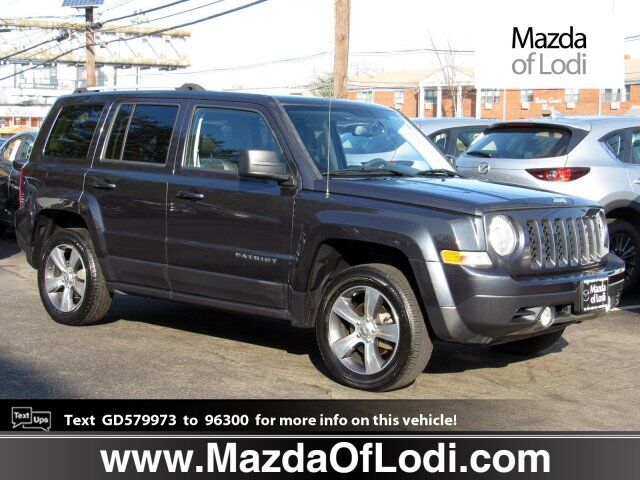 2016 Jeep Patriot High Altitude Edition Lodi NJ