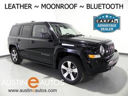 2016_Jeep_Patriot High Altitude Edition_*MOONROOF, LEATHER, HEATED SEATS, STEERING WHEEL CONTROLS, ALLOY WHEELS, BLUETOOTH PHONE & AUDIO_ Round Rock TX