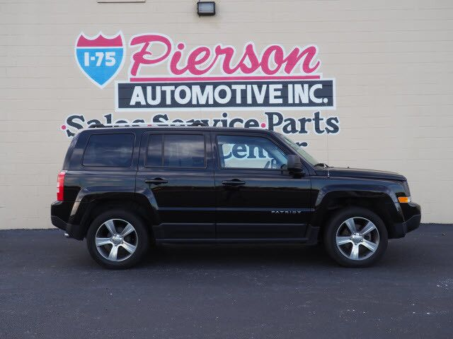 2016 Jeep Patriot High Altitude Edition Middletown OH