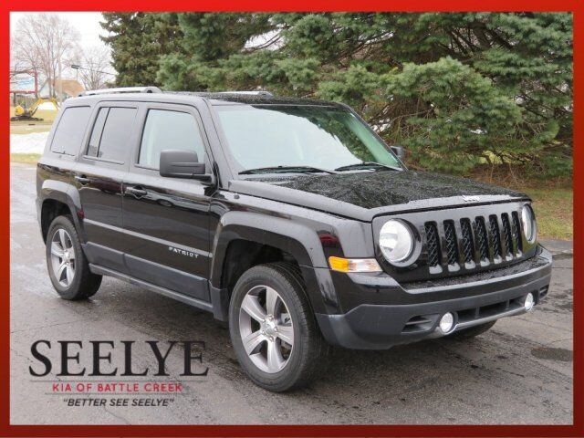 2016 Jeep Patriot High Altitude Edition Paw Paw MI
