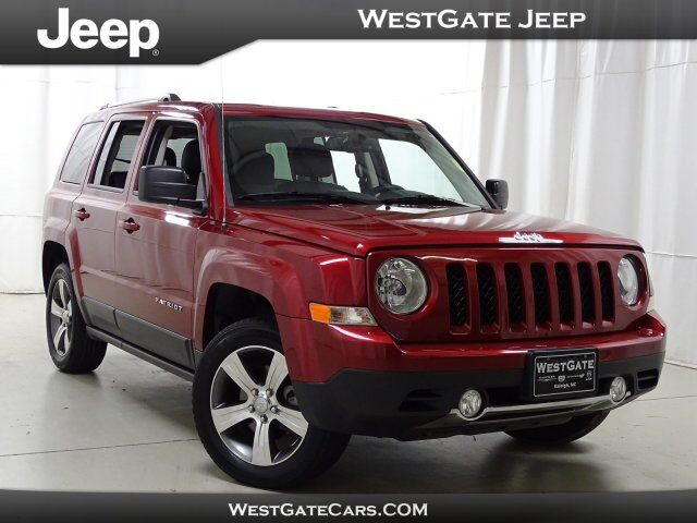 2016 Jeep Patriot High Altitude Edition Raleigh NC
