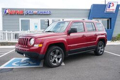 2016_Jeep_Patriot_High Altitude Edition_ Weslaco TX