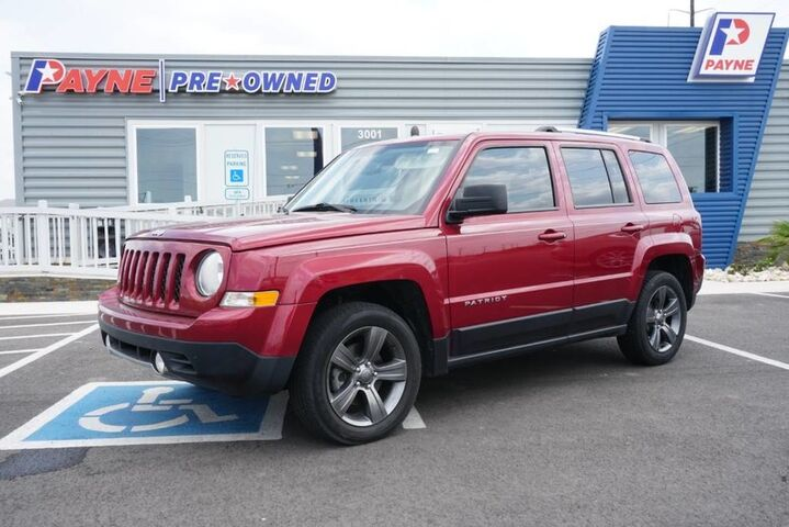 2016 Jeep Patriot High Altitude Edition Weslaco TX