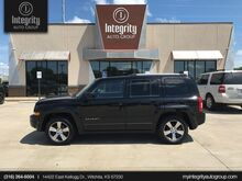 2016_Jeep_Patriot_High Altitude Edition_ Wichita KS