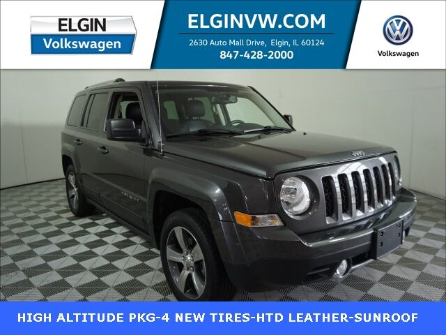 2016 Jeep Patriot High Altitude Elgin IL