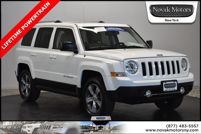 2016 Jeep Patriot High Altitude Farmingdale NY