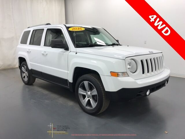 2016 Jeep Patriot High Altitude Holland MI