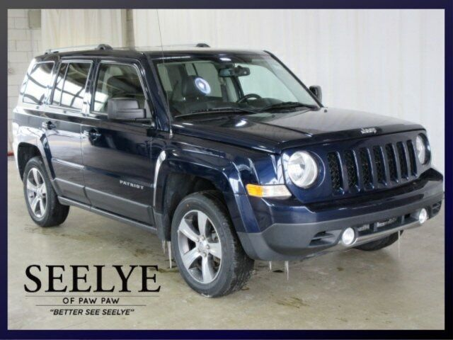 2016 Jeep Patriot High Altitude Kalamazoo MI
