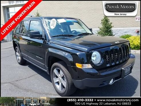 2016_Jeep_Patriot_High Altitude_ Lebanon NJ