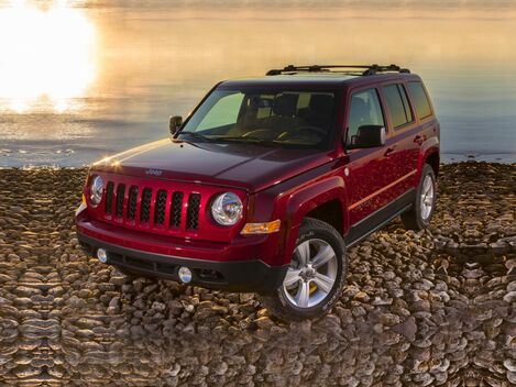 2016_Jeep_Patriot_High Altitude **ONE OWNER**_ Salisbury MD