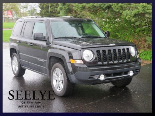 2016 Jeep Patriot High Altitude Paw Paw MI