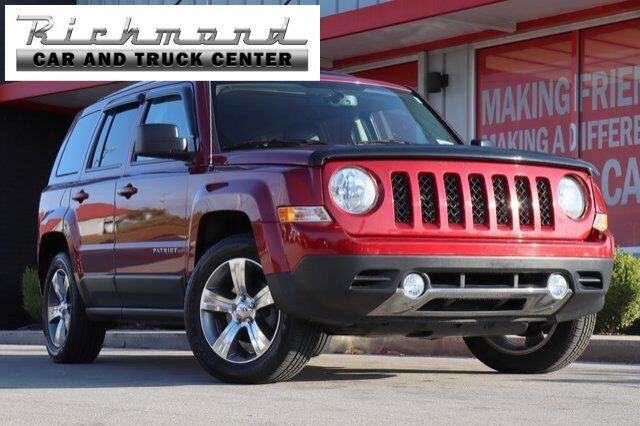 2016 Jeep Patriot High Altitude Richmond KY