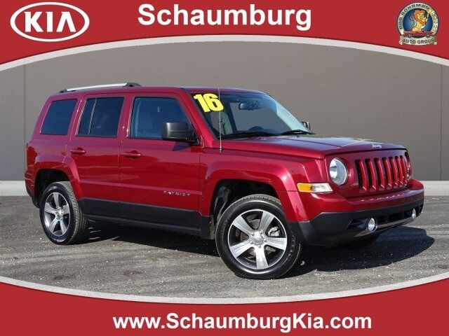 2016 Jeep Patriot High Altitude Schaumburg IL