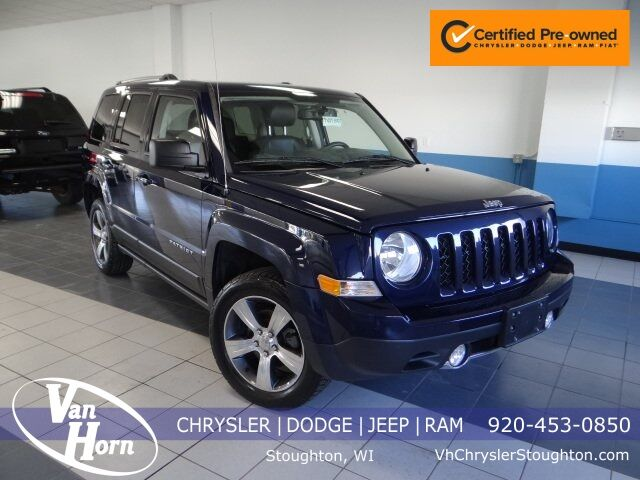 2016 Jeep Patriot High Altitude Stoughton WI