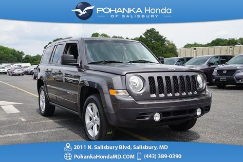2016_Jeep_Patriot_Latitude ** 4X4 ** GUARANTEED FINANCING **_ Salisbury MD