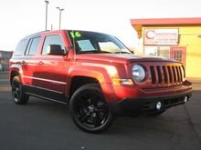 2016_Jeep_Patriot_Latitude 2WD_ Tucson AZ
