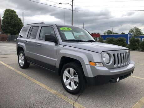 2016 Jeep Patriot Latitude 4WD Frankfort KY