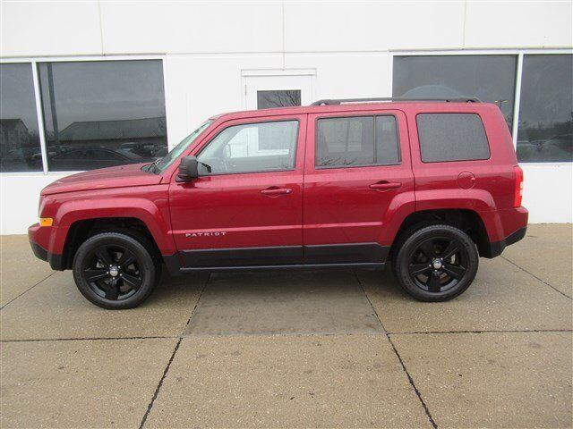 2016 Jeep Patriot Latitude 4X4 Moline IL