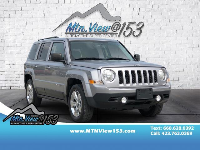 2016 Jeep Patriot Latitude Chattanooga TN