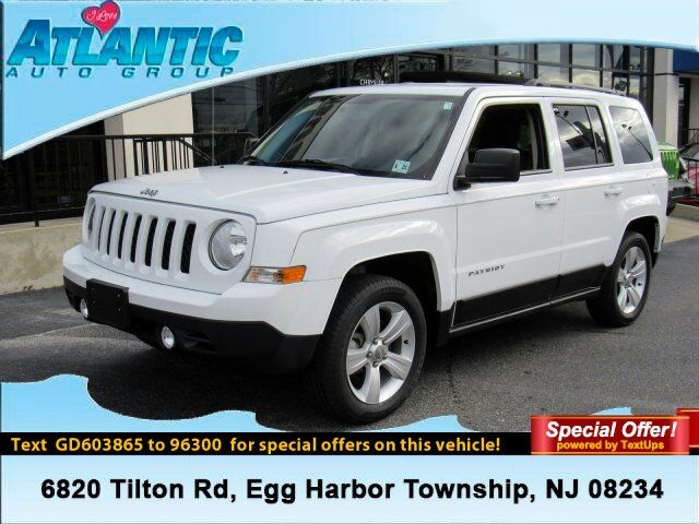 2016 Jeep Patriot Latitude Egg Harbor Township NJ