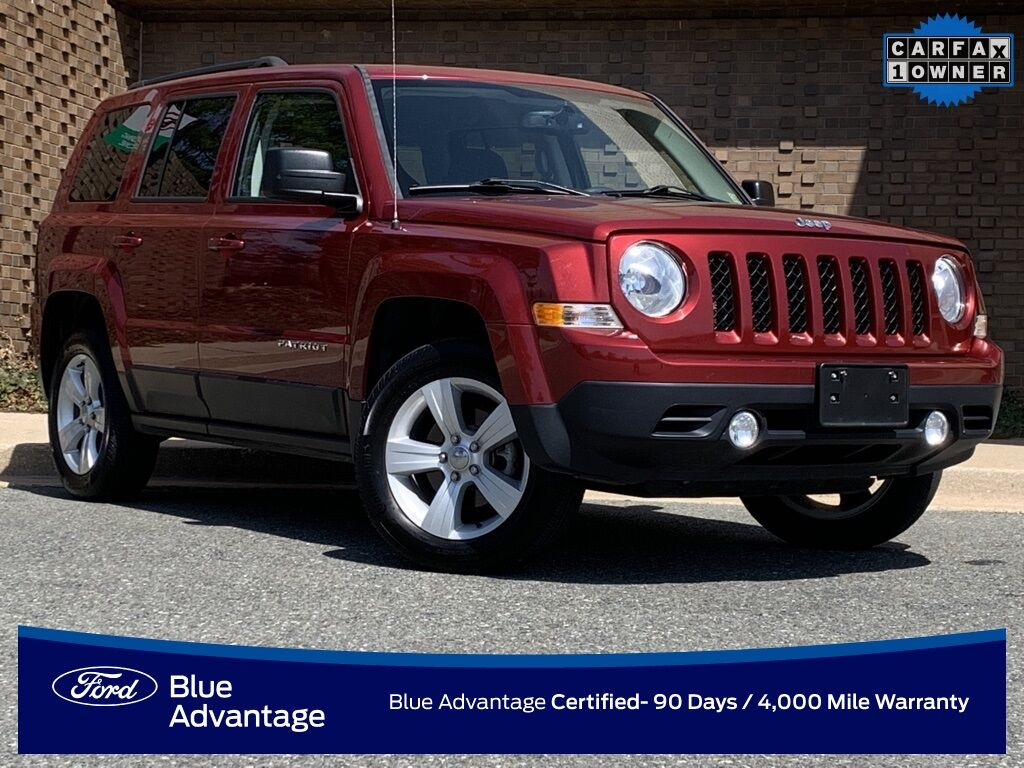 2016 Jeep Patriot Latitude Gaithersburg MD