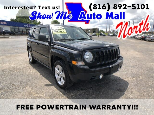 2016 Jeep Patriot Latitude Belton MO