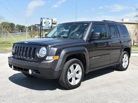 2016_Jeep_Patriot_Latitude_ Longview TX