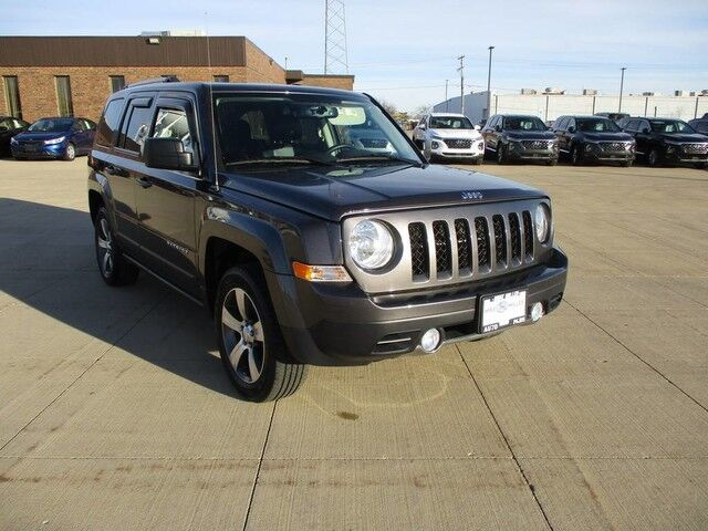 2016 Jeep Patriot Latitude Peoria IL