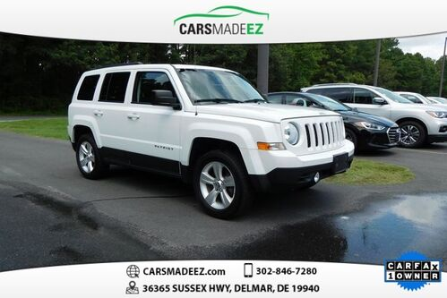 2016_Jeep_Patriot_Latitude_ Salisbury MD