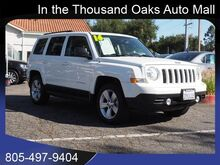 2016_Jeep_Patriot_Latitude_ Thousand Oaks CA