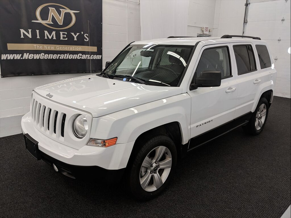 2016_Jeep_Patriot_Latitude_ Utica NY