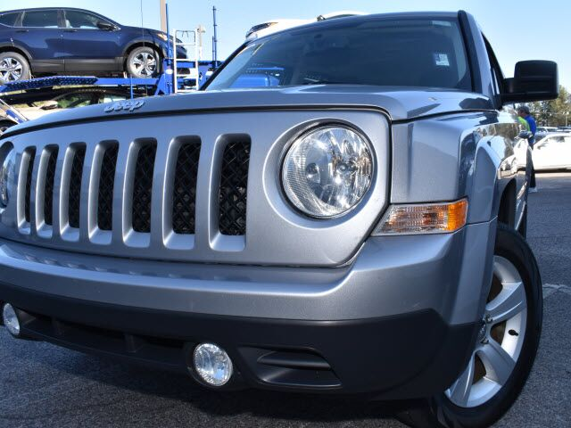 2016 Jeep Patriot Latitude Aiken SC