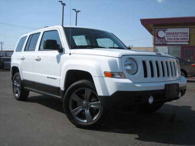 2016 Jeep Patriot Sport 2WD Tucson AZ