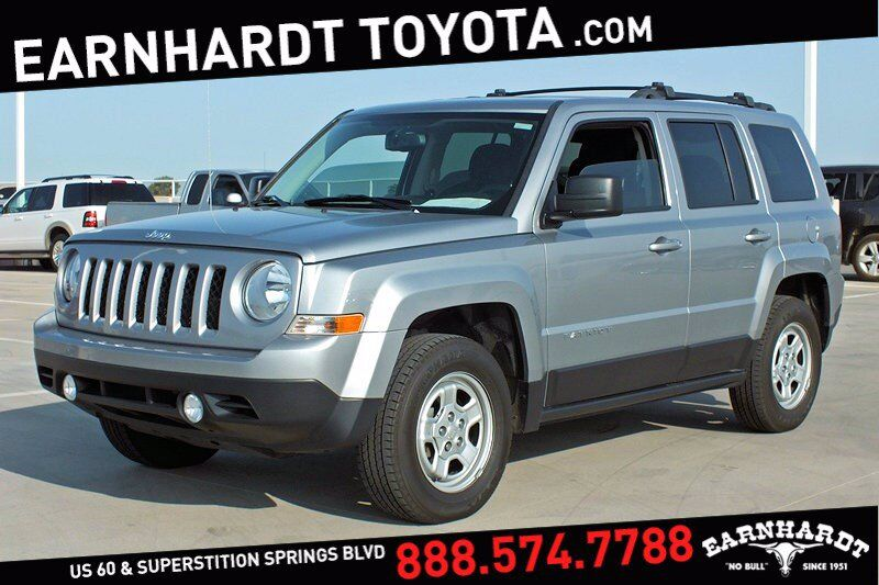 2016 Jeep Patriot Sport 4WD *1-OWNER!*
