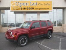 2016_Jeep_Patriot_Sport 4WD_ Las Vegas NV