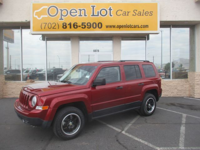 2016 Jeep Patriot Sport 4WD Las Vegas NV