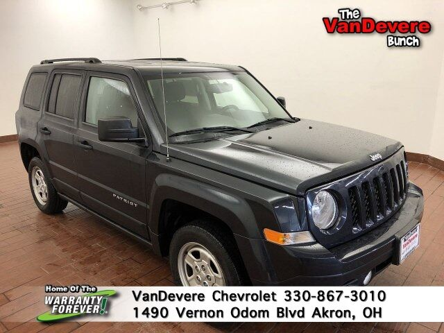 2016 Jeep Patriot Sport Akron OH