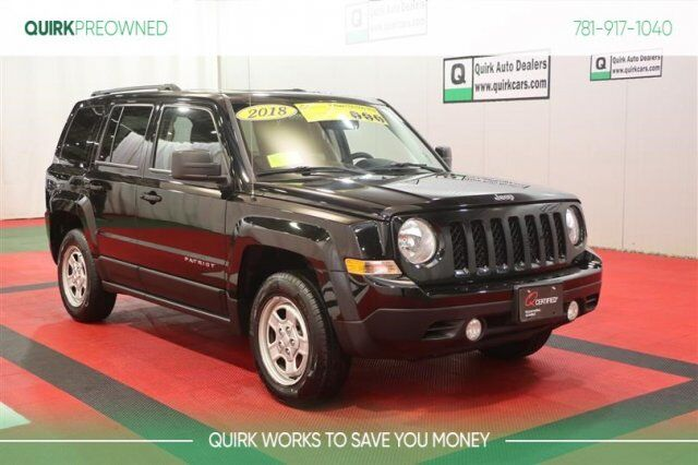 2016 Jeep Patriot Sport Braintree MA