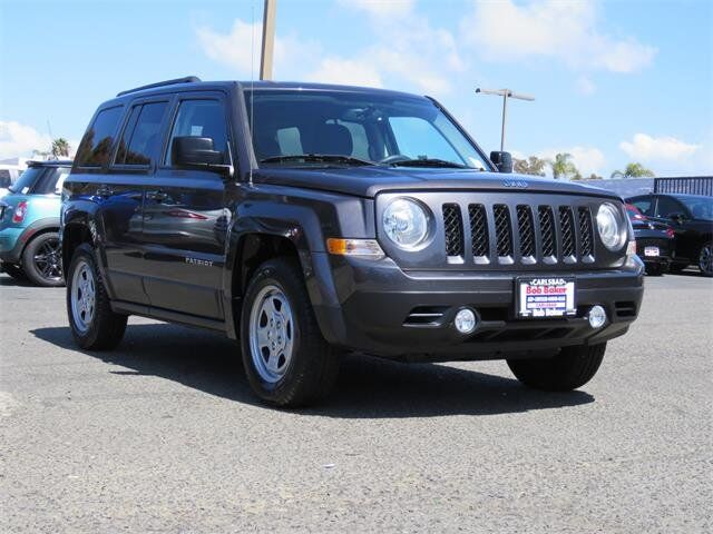 2016 Jeep Patriot Sport Carlsbad CA