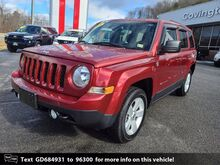 2016_Jeep_Patriot_Sport_ Covington VA