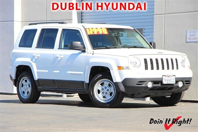 2016 Jeep Patriot Sport Dublin CA