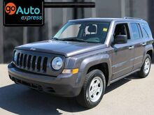 2016_Jeep_Patriot_Sport_ Edmonton AB