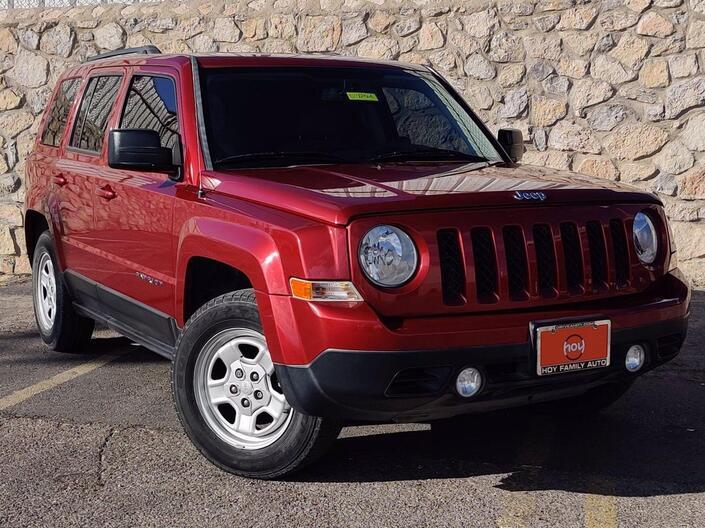 2016 Jeep Patriot Sport El Paso TX