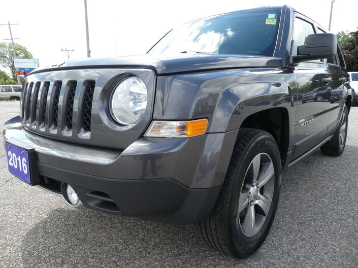 2016 Jeep Patriot Sport Essex ON