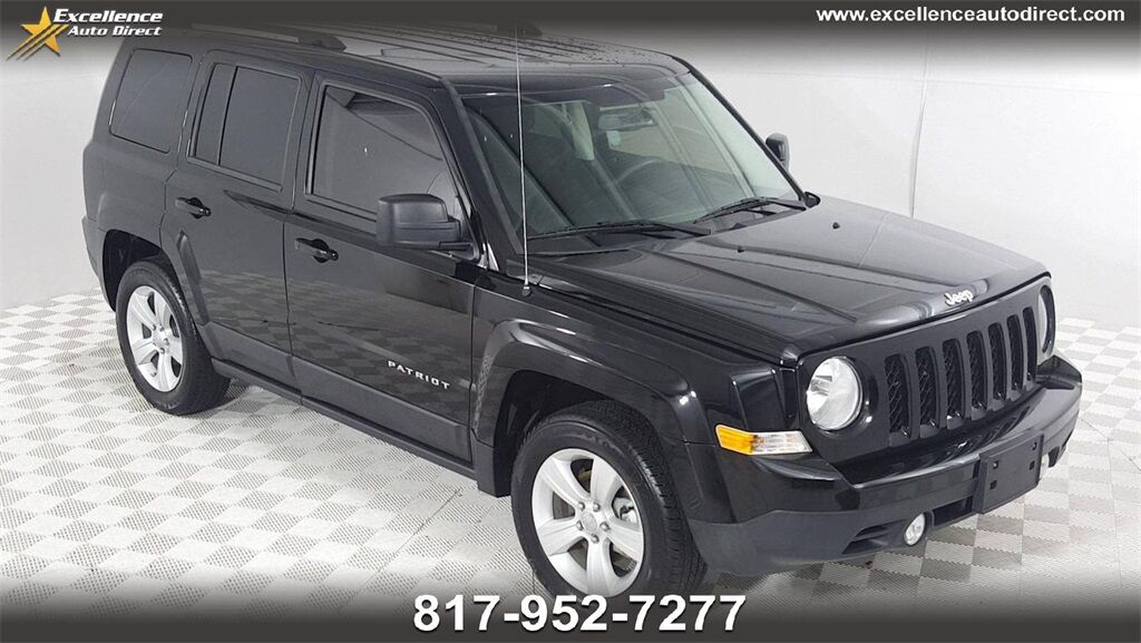 Used Jeep Patriot Euless Tx