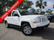 2016_Jeep_Patriot_Sport_ Fort Myers FL