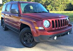 2016_Jeep_Patriot_Sport_ Georgetown KY