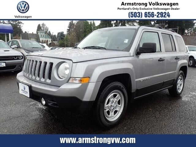2016 Jeep Patriot Sport Gladstone OR