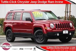 2016_Jeep_Patriot_Sport_ Irvine CA