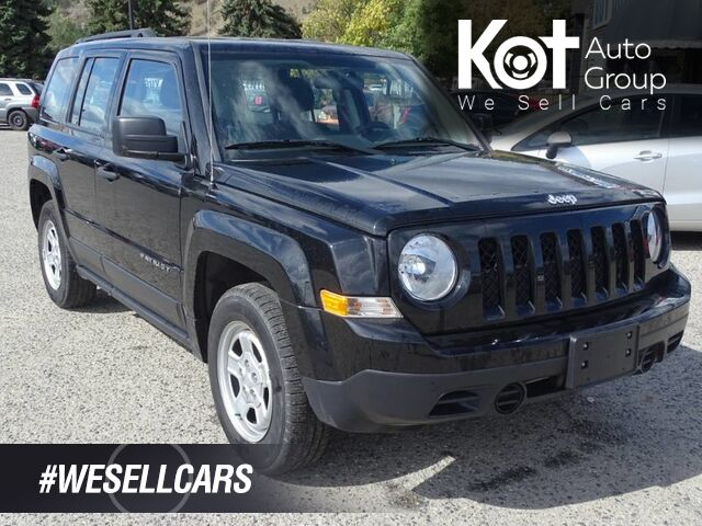 2016 Jeep Patriot Sport Kelowna BC
